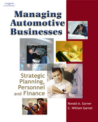 Managing Automotive Businesses 1st Edition 9781401898960 1401898963