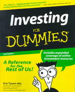 Investing For Dummies 2nd edition 9780764551628 0764551620