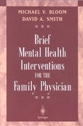 Brief Mental Health Interventions for the Family Physician 1st edition 9780387952352 0387952357