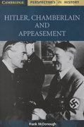 Hitler, Chamberlain and Appeasement 0 9780521000482 0521000483