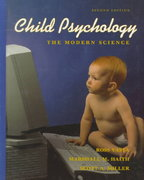 Child Psychology 2nd edition 9780471598909 0471598909
