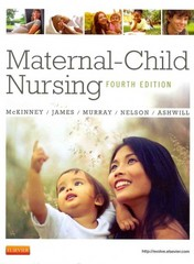 Maternal-Child Nursing 4th Edition 9781437727753 1437727751