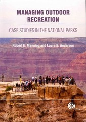 Managing Outdoor Recreation 1st Edition 9781780641874 1780641877