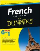 French All-in-One For Dummies, with CD 1st Edition 9781118228159 1118228154