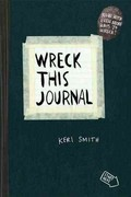 Wreck This Journal (Black) Expanded Ed. 1st Edition 9780399161940 0399161945