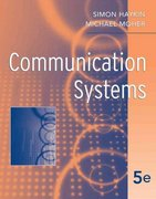 Communication Systems 5th Edition 9780471697909 0471697907