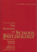 The Handbook of School Psychology 4th edition 9780471707479 0471707473