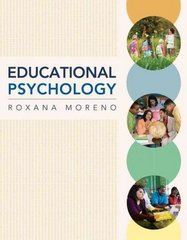 Educational Psychology 1st Edition 9780470927779 0470927771