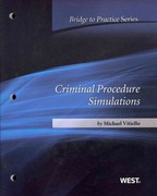 Criminal Procedure Simulations 0 9780314276414 0314276416