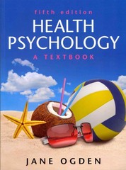 Health Psychology 5th Edition 9780335243839 0335243835