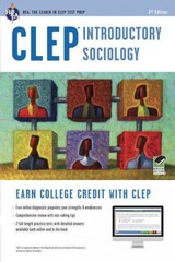 CLEP® Introductory Sociology 2nd Edition 9780738610917 0738610917