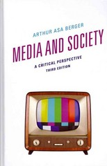 Media and Society 3rd Edition 9781442217812 1442217812