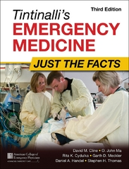 Tintinalli's Emergency Medicine: Just the Facts, Third Edition 3rd Edition 9780071744416 007174441X