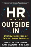 HR from the Outside In 1st Edition 9780071802666 0071802665