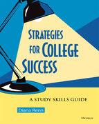 Strategies for College Success 1st Edition 9780472030606 0472030604