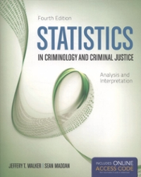 Statistics in Criminology and Criminal Justice Textbook at