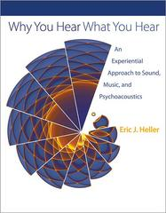 Why You Hear What You Hear 1st Edition 9780691148595 0691148597