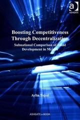Boosting Competitiveness Through Decentralization 1st Edition 9781317173236 1317173236