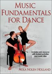 Music Fundamentals for Dance 1st Edition 9780736096522 0736096523