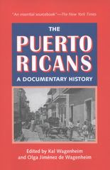 The Puerto Ricans 5th Edition 9781558765641 1558765646