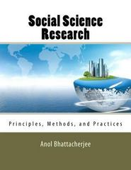 Social Science Research: Principles, Methods, and Practices 2nd edition 9781475146127 1475146124