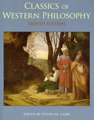 Classics of Western Philosophy 8th Edition 9781603847438 160384743X