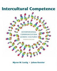 Intercultural Competence 7th Edition 9780205211241 0205211240