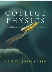 College Physics: A Strategic Approach AP Edition 2nd edition 9780132832113 0132832119