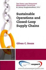 Sustainable Operations and Closed-Loop Supply Chains 1st Edition 9781606493694 1606493698