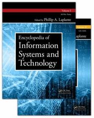 Encyclopedia of Information Systems and Technology - Two Volume Set 1st Edition 9781466560772 1466560770