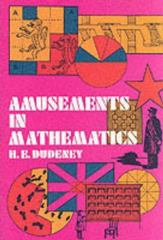Amusements in Mathematics 0 9780486204734 0486204731