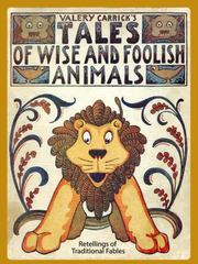 Tales of Wise and Foolish Animals 1st Edition 9780486219974 0486219976