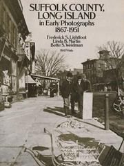 Suffolk County, Long Island, in Early Photographs, 1867-1951 0 9780486246727 0486246728