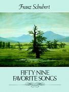 Fifty-Nine Favorite Songs 0 9780486248493 0486248496