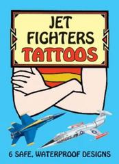 Jet Fighters Tattoos 0 9780486412993 0486412997