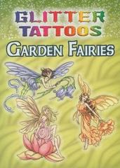 Glitter Tattoos Garden Fairies 0 9780486462103 0486462102