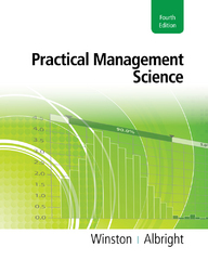 Practical Management Science 4th Edition 9781111531270 1111531277