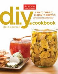 Do-It-Yourself Cookbook 1st Edition 9781936493081 193649308X