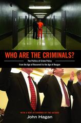Who Are the Criminals? 1st Edition 9780691156156 0691156158