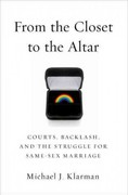 From the Closet to the Altar 1st Edition 9780199922109 0199922101
