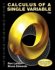 Calculus of a Single Variable 10th edition 9781285060286 1285060288