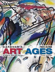 Gardner's Art through the Ages 3rd Edition 9781133954798 1133954790