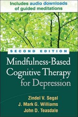 Mindfulness-Based Cognitive Therapy for Depression 2nd Edition 9781462507504 1462507506