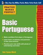 Practice Makes Perfect Basic Portuguese 1st Edition 9780071784283 0071784284