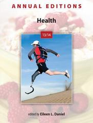 Annual Editions: Health 13/14 34th edition 9780078135927 0078135923