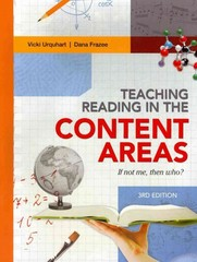 Teaching Reading in the Content Areas 3rd Edition 9781416614210 1416614214