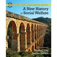 A New History of Social Welfare 7th edition 9780205052738 0205052738