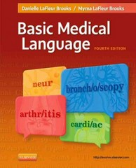 Basic Medical Language 4th Edition 9780323089128 0323089127