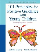 101 Principles for Positive Guidance with Young Children 1st Edition 9780133119954 0133119955