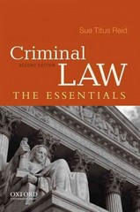 Criminal Law 2nd Edition 9780199890866 0199890862
